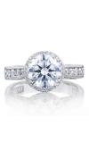 Tacori Dantela Engagement Ring 2646-35RDR8