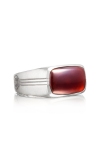 Tacori East-West featuring Garnet over Mother of Pearl Men's Ring MR10241