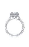 Tacori Classic Crescent RoyalT Engagement Ring HT2650EC85X65