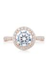Tacori Classic Crescent RoyalT Engagement Ring HT2650RD8