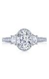 Tacori Dantela Engagement Ring 2663OV85X65