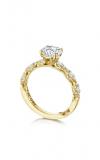 Tacori Petite Crescent Engagement Ring HT2559RD7Y