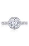 Tacori Petite Crescent Engagement Ring HT2560RD75
