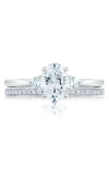 Tacori Simply Engagement Ring 2656OV75X55 product image