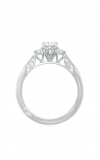 Tacori Simply Engagement Ring 2656OV7X5PK product image