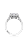 Tacori Crescent Chandelier Engagement Ring HT2567RD7.5W