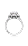 Tacori Crescent Chandelier Engagement Ring HT2564RD8