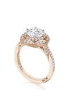Tacori Crescent Chandelier Engagement Ring HT2564RD8PK