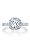 Tacori Classic Crescent Engagement Ring HT2522CU65PK