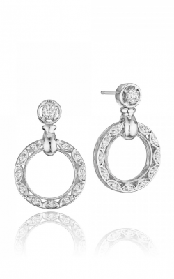 Tacori Classic Crescent Earrings FE557 product image