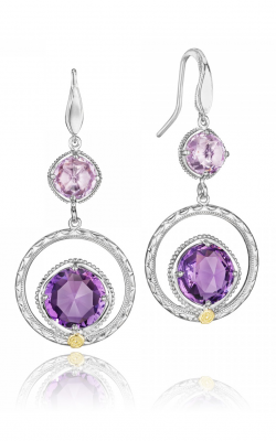 Tacori Lilac Blossoms Earrings SE1490113 product image