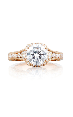 Tacori Reverse Crescent Engagement ring, HT2515RD812XPK product image