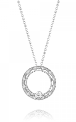 Tacori Reverse Crescent Necklace FP655PT product image
