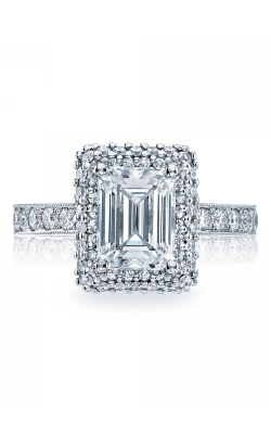 Tacori Blooming Beauties Engagement ring, HT2520EC85X65 product image