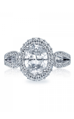 Tacori Blooming Beauties Engagement ring HT2518OV9X7 product image