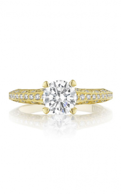 Tacori Classic Crescent Engagement ring, 2616RD65Y product image
