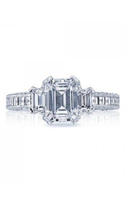 Tacori Classic Crescent Engagement ring, HT227312X product image