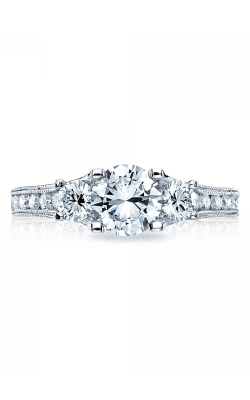 Tacori Reverse Crescent Engagement ring, HT25126512X product image