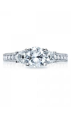 Tacori Reverse Crescent Engagement ring HT25126512X product image