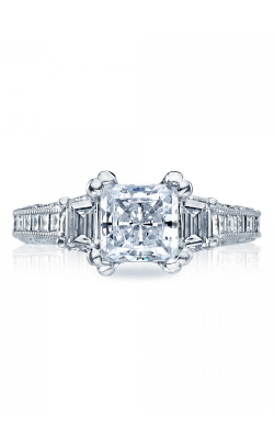 Tacori Reverse Crescent Engagement ring, HT2509PR12X product image