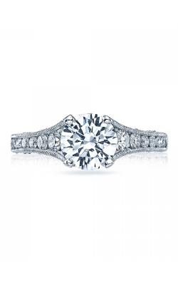 Tacori Reverse Crescent Engagement ring, HT251012X product image