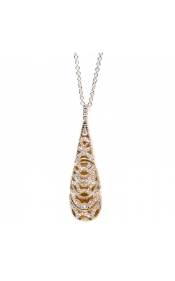 Tacori Champagne Sunset Necklace FP641 product image