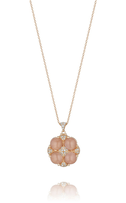 Tacori Moon Rose Necklace SN188P36 product image
