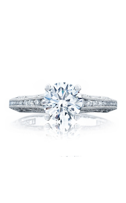 Tacori Reverse Crescent Engagement ring, 2617RD7 product image