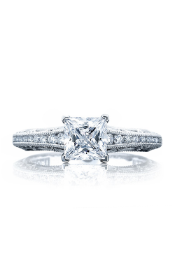 Tacori Reverse Crescent Engagement ring, 2617PR55 product image