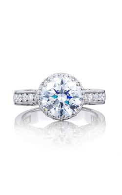Tacori Dantela Engagement Ring 2646-35RDR85W