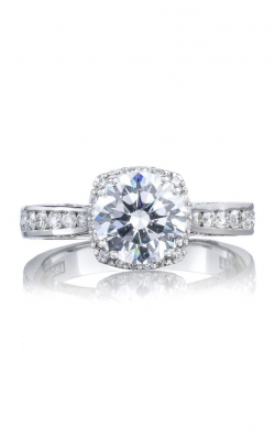 Tacori Dantela Engagement Ring 2646-3RDC75W