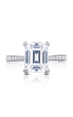 Tacori RoyalT Engagement Ring HT2626EC10X8