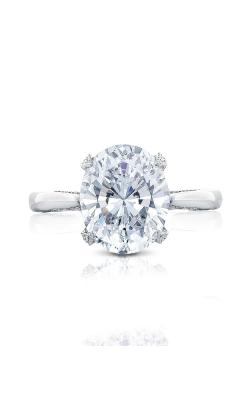 Tacori Simply Tacori RoyalT Engagement Ring HT2625OV11X9PK