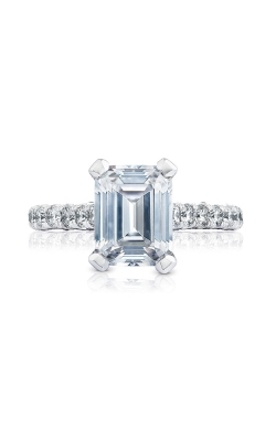 Tacori Petite Crescent Engagement ring HT254625EC9X7 product image