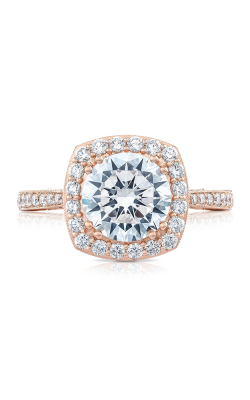 Tacori RoyalT Engagement Ring HT2652CU8PK product image