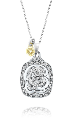 Tacori Monogram Necklace SN222 product image