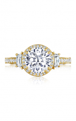 Tacori Dantela Engagement Ring 2663RD8Y