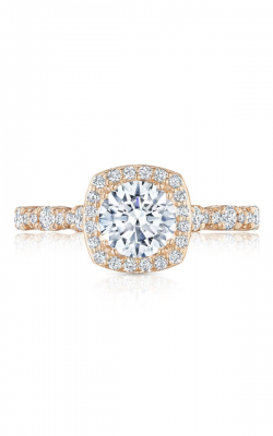 Tacori Petite Crescent Engagement Ring HT2560CU65PK product image