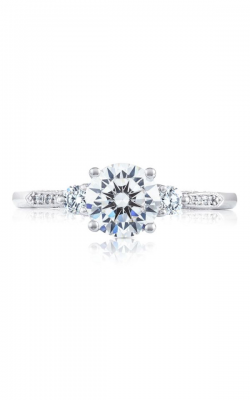 Tacori Simply Engagement Ring 2657RD65W product image