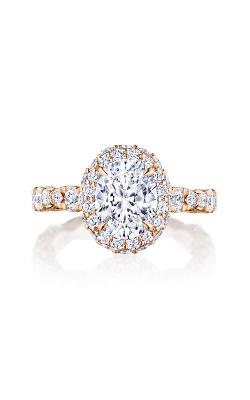 Tacori RoyalT Engagement ring HT2653OV9X7PK product image