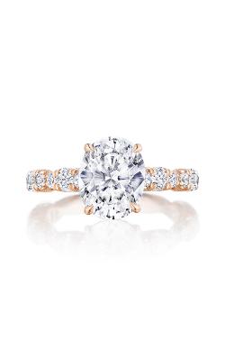 Tacori RoyalT Engagement ring HT2654OV10X8PK product image