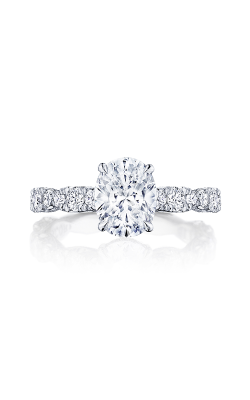 Tacori RoyalT Engagement Ring HT2654OV9X7 product image