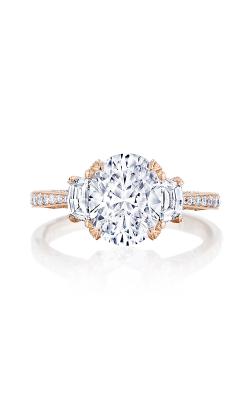 Tacori RoyalT Engagement ring HT2655OV95X75PK product image