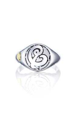 Love Letters Monogram Fashion Ring SR195CSB product image