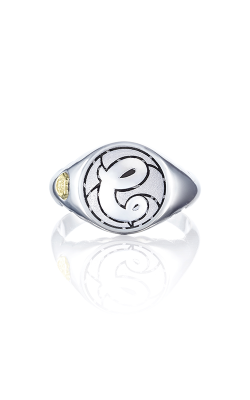 Love Letters Monogram Fashion Ring SR195ESB product image