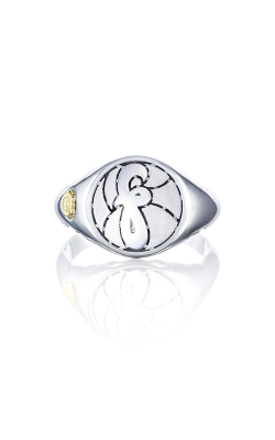 Love Letters Monogram Fashion Ring SR195FSB product image