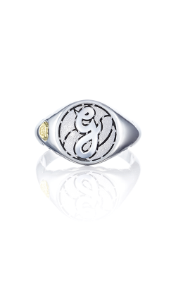 Love Letters Monogram Fashion Ring SR195GSB product image