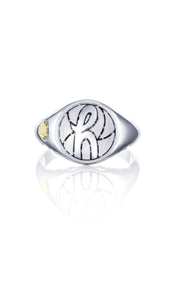 Love Letters Monogram Fashion Ring SR195HSB product image