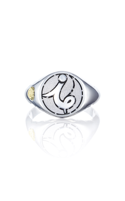 Love Letters Monogram Fashion Ring SR195ISB product image