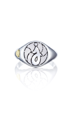 Love Letters Monogram Fashion Ring SR195JSB product image